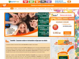 Assurance extra-scolaire enfant