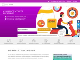 Détails : Assurance Scooter Entreprise