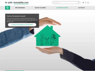 Détails : Assurance credit immobilier, simulation, comparateur