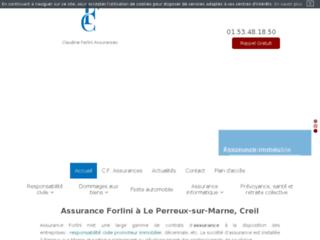 Assurance Forlini à Le Perreux-sur-Marne, Creil