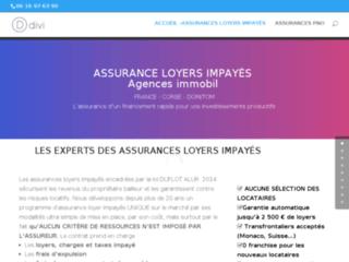 Détails : assurance Loyers Impayés