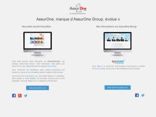 AssurOne: l'assurance en ligne