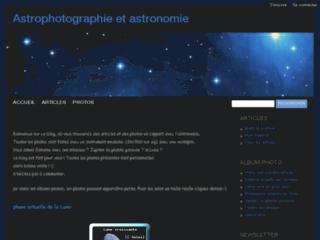 Astronomie et Astrophotographie