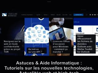 Détails : Astuces & Aide Informatique