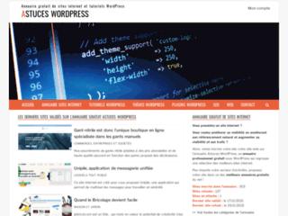 Référencez votre site web wordpress