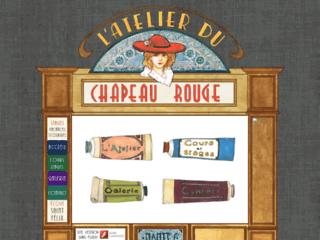 Sur le site Atelier Chapeau Rouge
