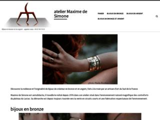 Détails : Atelier Maxime de Simone