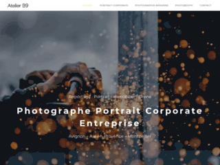 Le photographe des professionnels en PACA