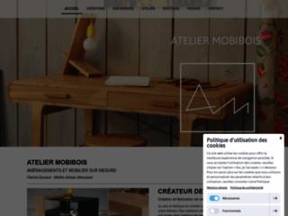 Détails : Céateur de mobilier contemporain sur mesure