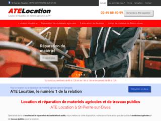 Détails : Réparation de matériel agricole près de Caen et Lisieux