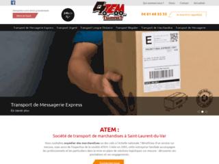 ATEM : Société de transport de marchandises