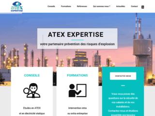 Atex Expertise, prévention des risques d'explosion en milieu industriel