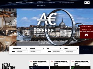 Détails : Atlantique Expansion : l'immobilier d'entreprise à Nantes