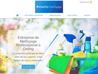 Atlantis Nettoyage à Œting