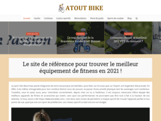 Détails : Meilleur équipement de fitness sur atoubike