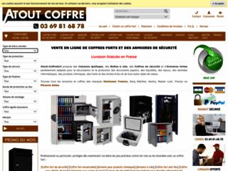 Détails : Atout-coffrefort, coffre-fort en ligne