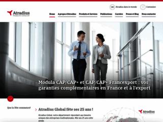 Détails : Atradius, assurance crédit management et de gestion des risques