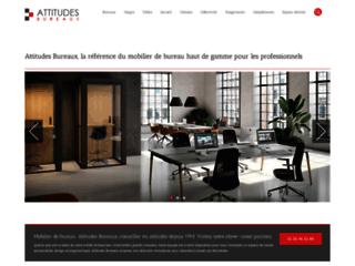 Détails : Mobilier de bureau par Attitudes Bureaux : tous les meubles professionnels pour l'entreprise