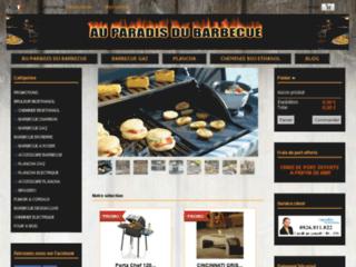 Barbecue et plancha de qualité
