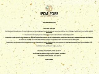 Détails : Auberge Pom'Poire, auberge et restaurant
