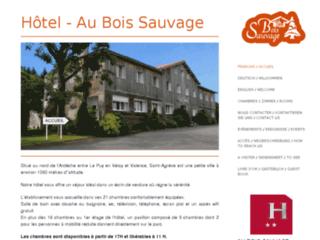 Hôtel le Bois Sauvage