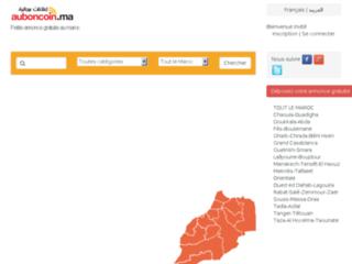 Détails : Petites annonces Maroc