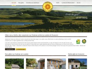 Gîtes ruraux sur l'Aubrac en Lozère