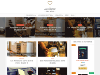 Au comptoir des vins : devenez un expert