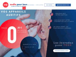 Audio Pour Tous : centre auditif dans le 78