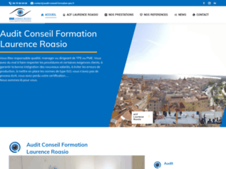 Audit Conseil Formation | ACF Laurence Roasio Accompagnement