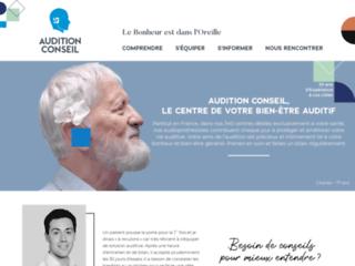 Détails : Tester votre audition avec auditionconseil.fr
