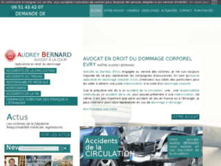 Détails : Responsabilité médicale Paris