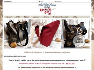 Détails : Vêtements made in France pour enfants - AuFildeLaura