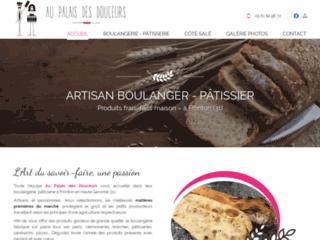 Boulangerie pâtisserie Au Palais des Douceurs