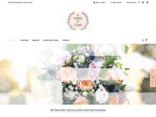 Détails : Au paradis des fleurs, Fleuriste à Neuville sur Saône