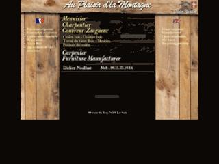 Charpentier-menuisier Les Gets Haute-Savoie