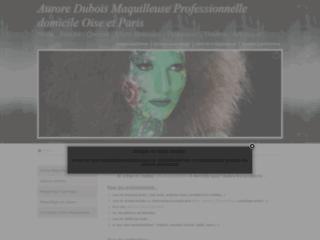 Détails : Aurore Dubois maquilleuse professionnelle