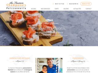 Poissonnerie à Mardeuil & Epernay, bar à huîtres en été à Mardeuil