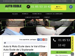 Conduite accélérée à Val d'Oise