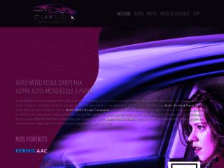 Auto Moto Ecole Carpeaux