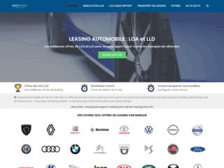 Détails : Auto Presse : LOA et LLD en ligne au meilleur prix