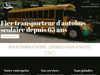 Détails : Autobus Hélie, location d'autobus