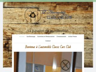 L'Automobile Classic Cars Club