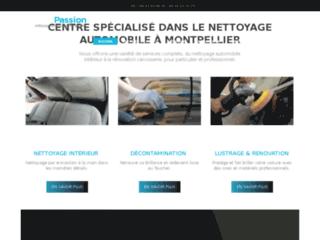 Le spécialiste du nettoyage automobile