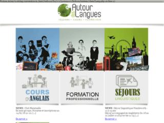 Détails : Séjours linguistiques à New York - www.autourdeslangues.com