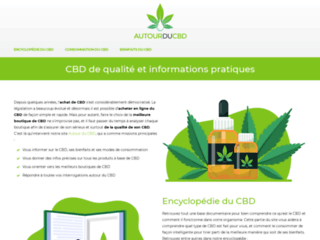 Autour du CBD : achat et informations pratiques sur le CBD