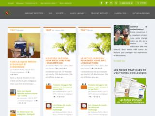 Détails : Autour Du Naturel, produits bio et écologiques