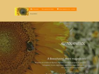 Au Tournesol