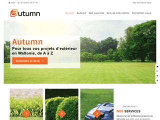 Détails : Aménagement et entretien d'extérieur en Wallonie | Autumn