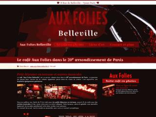 Café Aux Folies, Paris